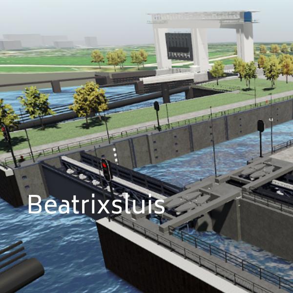 Beatrixsluis - Infranea